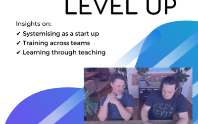 How we document our learning using Level Up